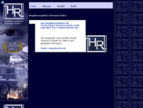 Hermann Reiter website screenshot