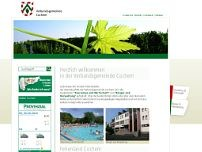 Verbandsgemeindeverwaltung Cochem website screenshot