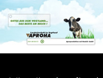APROHA GmbH website screenshot