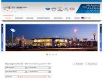 Autohaus Gebr. Heinz Inhaber Michael Heinz website screenshot