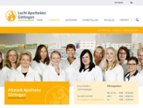 Altstadt-Apotheke website screenshot