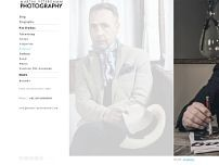 Martin Peterdamm Photography website screenshot