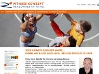 Andree Grabenhorst website screenshot