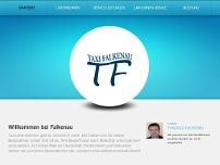 Thassilo Falkenau website screenshot