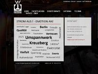 Umspannwerk Kreuzberg website screenshot