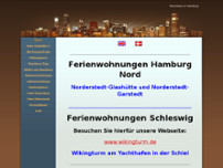 Holger Stettin website screenshot