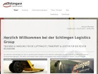 Norbert Schlimgen GmbH website screenshot