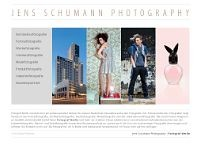 Jens Schumann website screenshot