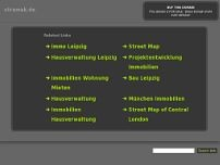 Stremak Immobilien GmbH website screenshot