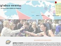 EVENT & PR AGENTUR website screenshot
