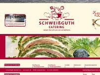 Partyservice Schweißguth website screenshot
