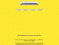 V. L. Gebäudereinigung website screenshot