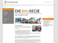 DIEBAUREGIE GbR website screenshot