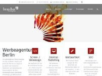 Brandbar GmbH & Co. KG website screenshot