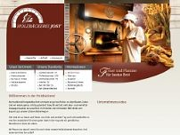 Bäckerei Jost GmbH website screenshot