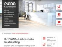 Plana Küchenland Küchenrenovierungen in Neutraubling Komotauer Straße 3