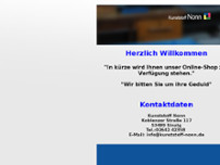 Nonn A. Kunststoffe website screenshot