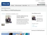 Windsperger Stephan, Allianz Generalvertretung website screenshot