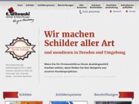 Stempel Walther Dresden stempel u schilderfabrik albert walther gmbh schilder in dresden