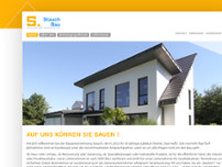 Stauch Bau GmbH website screenshot