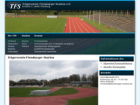 Trägerverein Flensburg Stadion e.V. website screenshot