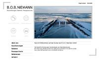 B.O.B. Niemann GmbH website screenshot