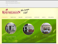 Knichelmann website screenshot