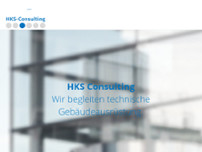 HKS-Consulting GmbH website screenshot