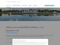 BAVARIA Agentur GmbH - Versicherungsmakler website screenshot