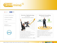 Goldmind GmbH website screenshot