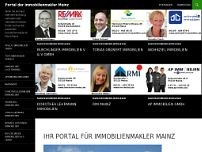 Sandel Immobilien website screenshot
