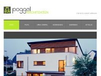 S. Poggel website screenshot
