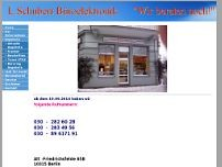 Büroelektronik Inh Dirk Schubert website screenshot