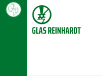 Glas Reinhardt website screenshot