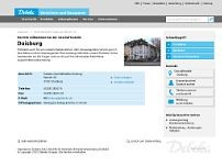 Debeka Versichern Bausparen website screenshot