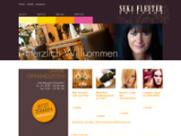 Seka Fleuter website screenshot