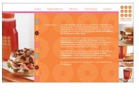 Bagel Station website screenshot