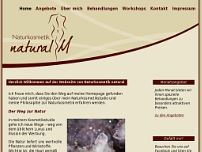 Ingeborg Mandt website screenshot