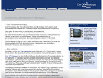 TCB-Technology Consult Berlin GmbH website screenshot