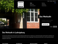 Werkcafe website screenshot