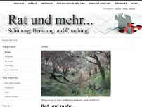 A-Qua-Net - Jürgen Gechter website screenshot