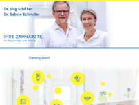 Dr. Jörg Schifferl + Dr. Sabine Schindler website screenshot