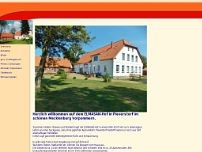 "Landgut ""Junkershof"" Verwaltungs-GmbH website screenshot"