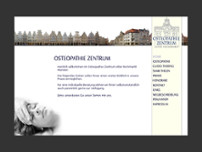 Osteopathie Zentrum Görke Thering u. Rodriquez website screenshot
