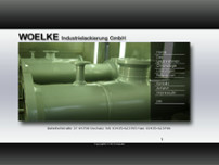 Hans-Joachim Woelke website screenshot