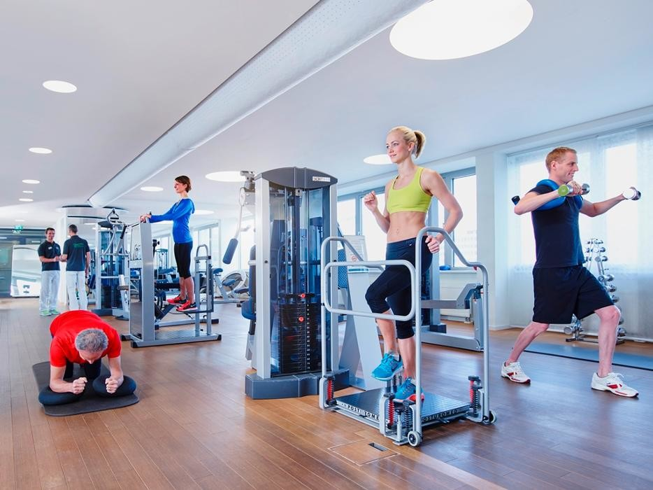 Bilder MED4SPORTS Rehazentrum & Health Club