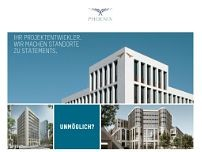 Phoenix Real Estate Development GmbH website screenshot