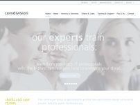 comdivision Consulting GmbH website screenshot