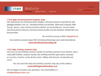 IT-SiX EDV Service website screenshot