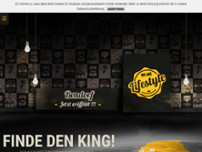 FitnessKing GmbH website screenshot